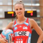 Paige Hadley - A Professional Netball Player, Representing NSW Swifts in The ANL, Who Started Her Career in The Australian Netball league as a Dynamic Midcourter for The Netball NSW Blues in 2010