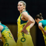Caitlin Thwaites - A Professional Netball Player as well as a Volleyball Player Who Started Her Career from Melbourne Kestrels of The Commonwealth Bank Trophy When She Was 16 Years Old