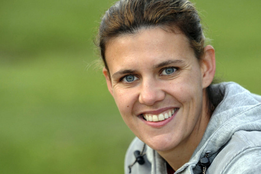 Christine Sinclair – A Canadian Football Player Who Started Playing Football at The Age of 4 and Made Her Senior Debut at The 2000 Algarve cup at The Age of 16
