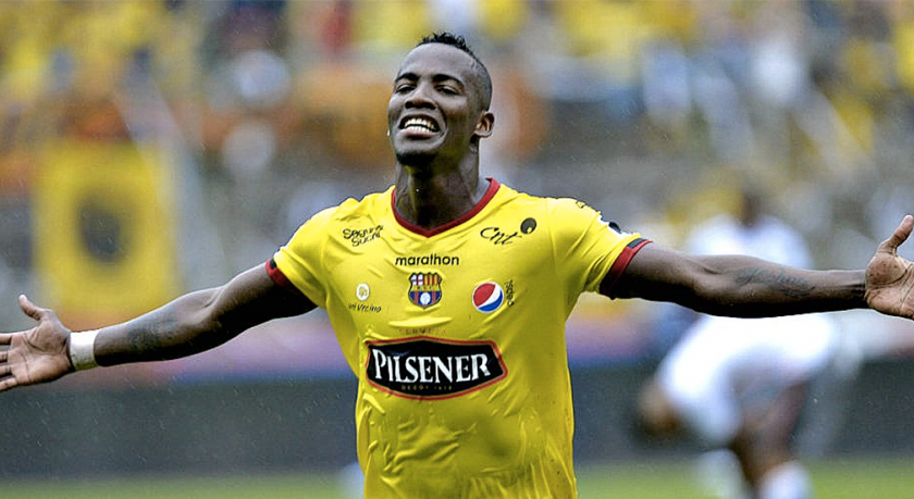 Cristian Penilla – An Ecuadorian Football Player, Representing New England Revolution, Who Kicked Off His Career by Joining Barcelona from Deportivo Quito in January 2013