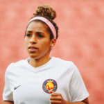 Desiree Scott - A Canadian Soccer Player Representing Utah Royals FC Who also Took Part in The 2015 FA Women's Cup