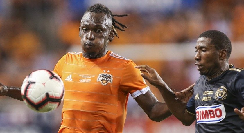 Alberth Elis – A Honduran Footballer, Representing Houston Dynamo in The MLS, Who Made His Professional Debut with FC Motagua in July of 2015