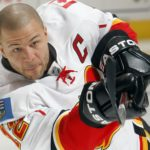 Jarome Iginla - A Former Canadian Professional Ice Hocker Player, Playing in The NHL, Who Got into NHL Since The 1995 NHL Entry Draft by The Dallas Stars