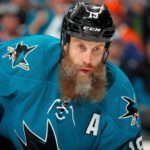 Joe Thornton - A Canadian-American Professional Ice Hockey Player, Representing San Jose Sharks in The NHL, Who Kicked Off His Career by The 1995 OHL Draft