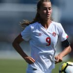 Jordyn Huitema - A Canadian Soccer Player Representing Paris Saint-Germain, Who Joined The TSS FC Rovers of The Women's Premier Soccer League for The 2018 Season