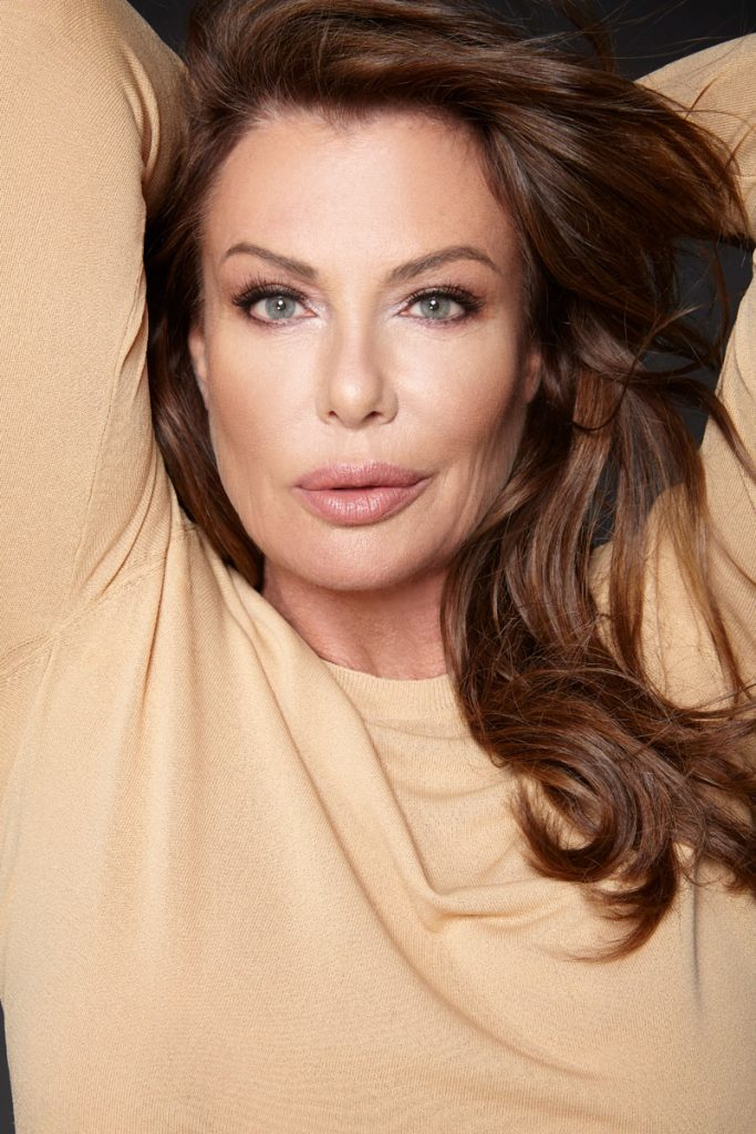 Kelly LeBrock | an American-born English supermodel and