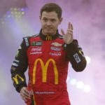 Kyle Larson - An Asian-American Professional Stock Car Racing Driver, Started Racing at The Age of 7, Who was Signed for The 2012 Racing Season by Earnhardt Ganassi Racing