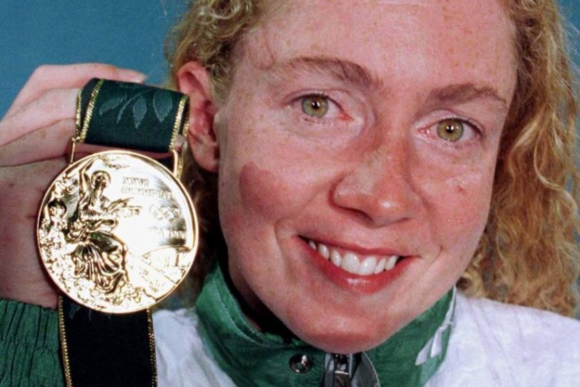 Michelle Smith – A Retired Irish Swimmer, Considered to be The Most Successful Irish Olympian till Date, Who Started Swimming at The age of 9