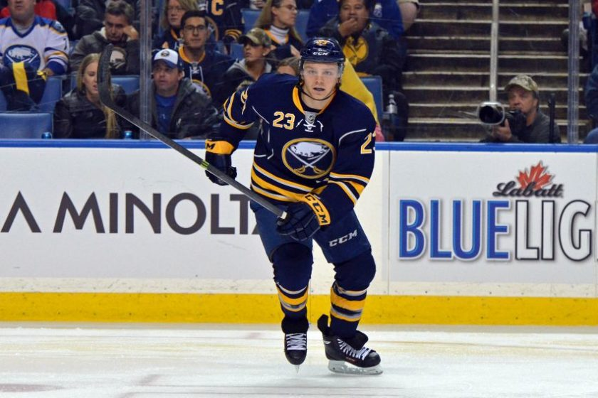 Samson Reinhart – A Canadian Professional Ice Hockey Player Representing Buffalo Sabres Who Got into Selection as The 15th overall in The 2010 WHL Bantam Draft by The Kootenay Ice