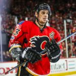 Sean Monahan - A Canadian Professional Ice Hockey Player, Representing Calgary Flames in The NHL, Who Got into NHL Since The 2013 NHL Entry Draft