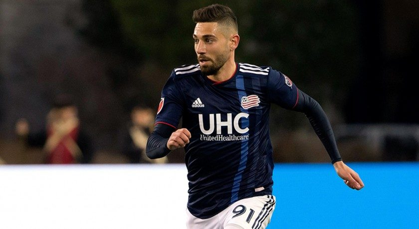 Gabriel Somi – A Syrian Football Player, Representing New England Revolution, Who Kicked Off His Career by Joining Orebro Syrianska in 2009 and Spent 2yrs in The Club