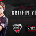 Griffin Yow - An American Soccer Player, Representing DC United, Who Made His Professional Debut against New York City FC on The 21st of April, 2019