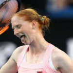 Alison Van Uytvanck - A Professional Tennis Player