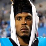 Cam Newton - A Professional Football Player Representing Carolina Panthers in NFL