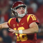 USC Trojans Football - A Football Team Representing Itself in American Football, South Division of The Pac-12 Conference as well as The Football Bowl Subdivision of The NCAA