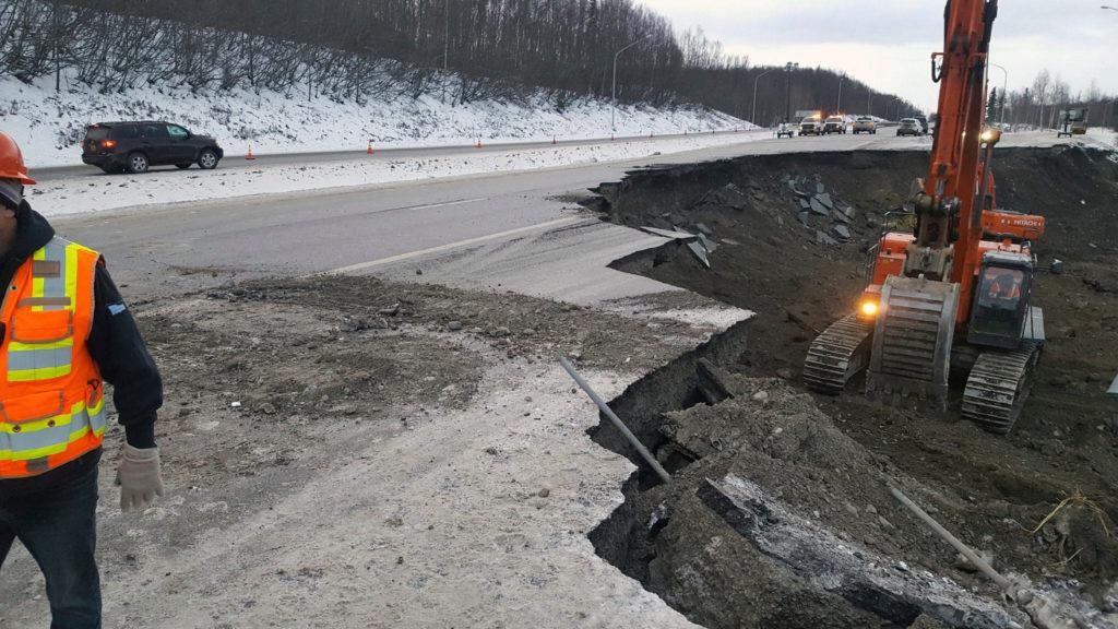 aftershocks in 2019