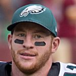 Carson Wentz - An American Football Quarterback Representing Philadelphia Eagles in NFL