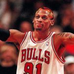 Dennis Rodman - An American Retired Professional Basketball Player
