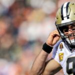 Drew Brees - An American Quarterback Representing The New Orleans Saints in NFL