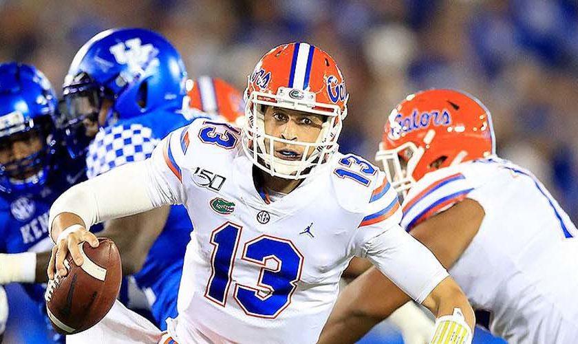 Feleipe Franks – An American Football Quarterback for The Florida Gators