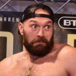 Tyson Fury - A Professional British Boxer