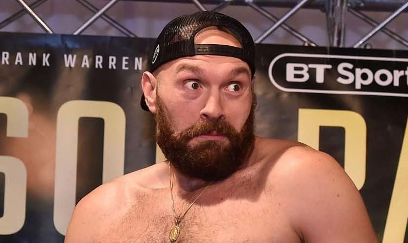 Tyson Fury – A Professional British Boxer