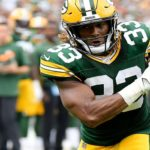 Aaron Jones - Football Running Back, Who Entered the Green Bay Packers in the 2017 NFL Draft