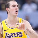Alex Caruso - A Professional American Basketball Player Representing Los Angeles Lakers in The NBA