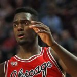 Bobby Portis - A Professional Basketball Player, Representing New York Knicks in The NBA, Who Kicked Off His Career Since The 2015 NBA Draft