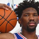 Joel Embiid - A Professional Cameroonian Basketball Player Representing Philadelphia 76ers in The NBA