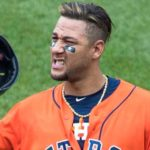 Yuli Gurriel - A Professional Cuban Baseball Player Representing Houston Astros in The MLB