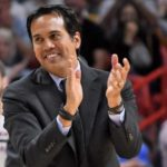 Erik Spoelstra - An American Professional Basketball Coach for Miami Heat of The NBA