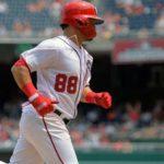 Gerardo Parra - A Venezuelan Professional Baseball Outfielder Representing Washington Nationals in MLB