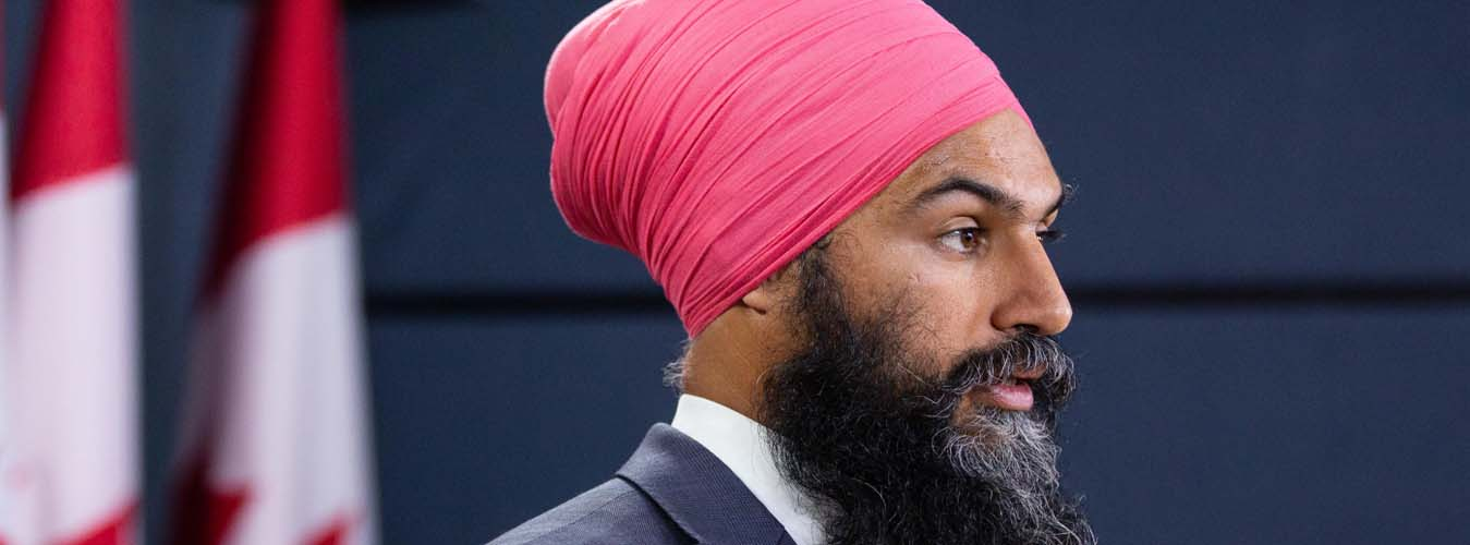 Jagmeet Singh Age Career Marriage New Democratic Party Ontario New Democratic Party