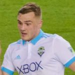 Jordan Morris - A American Soccer Player Representing Seattle Sounders FC in The MLS