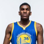 Kevon Looney - An American Professional Basketball Player Representing Golden State Warriors in The NBA