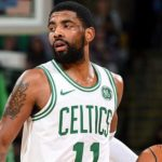 Kyrie Irving - An American Professional Basketball Player Representing Brooklyn Nets in The NBA