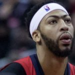 Anthony Davis - A Professional American Basketball Player Representing Los Angeles Lakers in The NBA