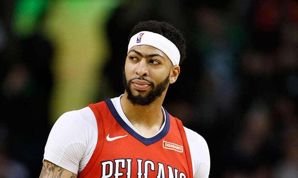 Anthony Davis A Professional American Basketball Player