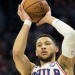 Ben Simmons - A Professional Australian Basketball Player Representing Philadelphia 76ers in The NBA