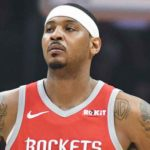 Carmelo Anthony - An American Competitive Basketball Player Representing Portland Trail Blazers in The NBA