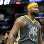 DeMarcus Cousins - An American Competitive Basketball Player Representing Los Angeles Lakers in The NBA