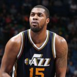 Derrick Favors - An American Competitive Basketball Player Representing New Orleans Pelicans in The NBA