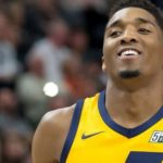 Donovan Mitchell - A Professional American Basketball Player Representing Utah Jazz in The NBA