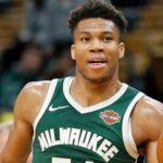 Giannis Antetokounmpo - A Greek Competitive Basketball Player Representing Milwaukee Bucks in The NBA