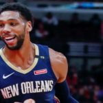 Jahlil Okafor - An American Competitive Basketball Player Representing New Orleans Pelicans in the NBA
