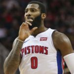 Andre Drummond - An American Competent Basketball Player Representing Detroit Pistons in The NBA