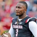 Deebo Samuel - An American Competitive Footballer Representing San Francisco 49ers in The NFL