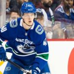 Elias Pettersson - A Swedish Competent Ice Hockey Player Representing Vancouver Canucks in The NHL