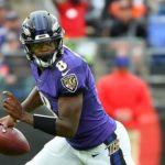 Lamar Jackson - An American Football Quarterback Representing Baltimore Ravens in The NFL